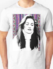 Meryl Streep is more hip than you. Unisex T-Shirt