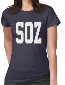 SOZ Womens Fitted T-Shirt