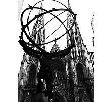 Repent Photographic Print