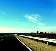 Road by BrigiBano