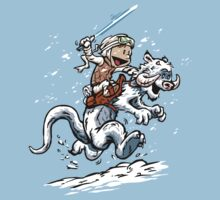 Calvin and Hoth | Unisex T-Shirt