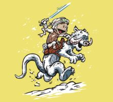 Calvin and Hoth Kids Clothes
