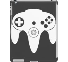 Nintendo N64 White iPad Case/Skin