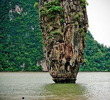 James Bond Island, Thailand by Kelly McGill