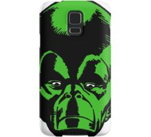 Big Green Mekon Head  Samsung Galaxy Case/Skin
