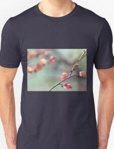 Pink Ume Unisex T-Shirt