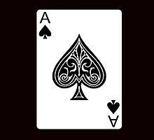 Ace of Spades by JimmyGlenn Greenway