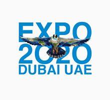 Dubai UAE Expop 2020 Earth Falcon Unisex T-Shirt