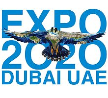 Dubai UAE Expop 2020 Earth Falcon by O O