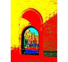 Chateau du Vincennes III Photographic Print