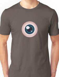 Eye Balls of Different Colors Unisex T-Shirt