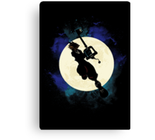Sora Space Canvas Print