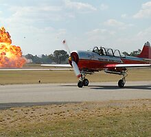 """Red Hot & Russian"" (Albury Airshow, Australia 2008) by muz2142"