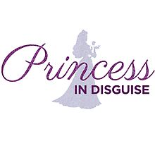 Princess In Disguise Photographic Print