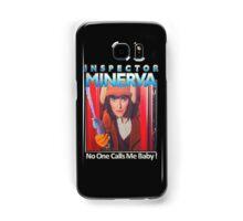 Inspector Minerva tee Samsung Galaxy Case/Skin