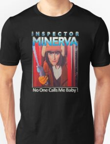 Inspector Minerva tee Unisex T-Shirt