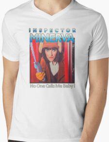 Inspector Minerva tee Mens V-Neck T-Shirt