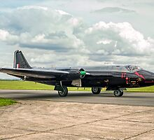 English Electric Canberra B.2/6 WK163 G-BVWC by Colin Smedley