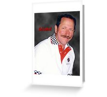 Dale Earnhardt The Intimidator Greeting Card