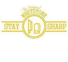 Whetstone, stay sharp by SEBASEBS