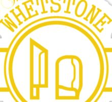 Whetstone, stay sharp Sticker