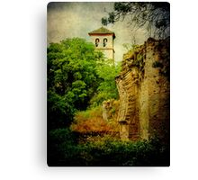 Granada canvas Canvas Print