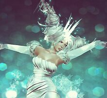 Ice Queen by LPearl