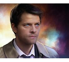 Castiel - Angel of the Lord Photographic Print