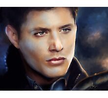 Dean Winchester  Photographic Print