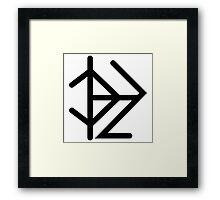 N VIXX Framed Print