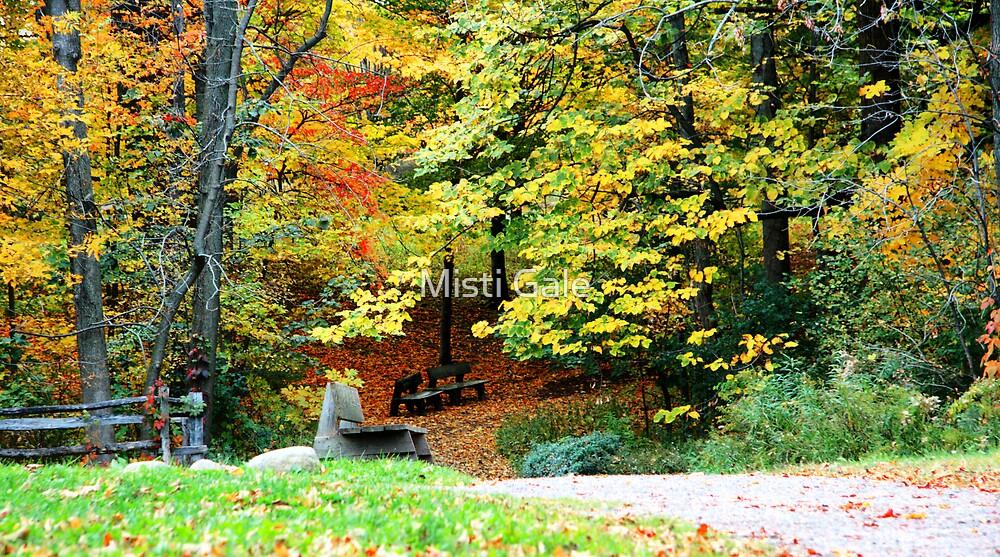 The Sacred Grove by Misti Love