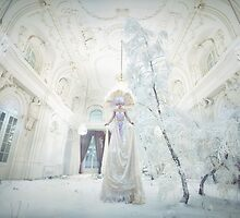 PRINCESS OF WINTER by jamari  lior