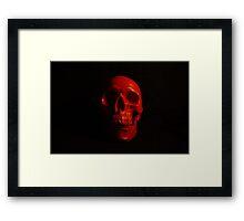 Sinner's Mind Framed Print