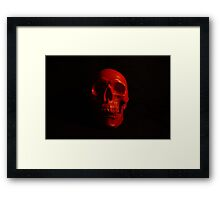 Sinner's Mind Framed Print