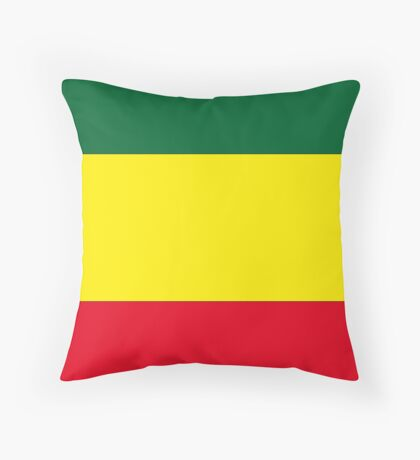 ETHIOPIA THINGS Throw Pillow