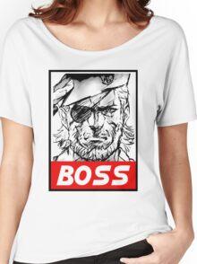 Boss Women's Relaxed Fit T-Shirt