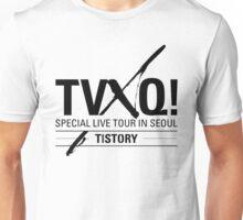 TVXQ! TISTORY Unisex T-Shirt