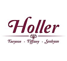 Taetiseo - Holler Photographic Print