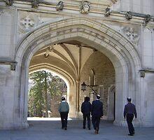 Princeton Arches by clizzio
