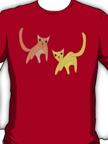 Jumpy Cats T-Shirt