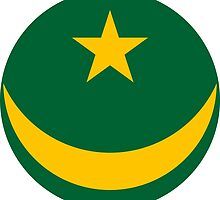 Roundel of the Mauritanian Air Force by abbeyz71