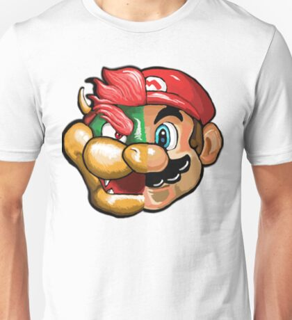 MarioVSBowser Unisex T-Shirt