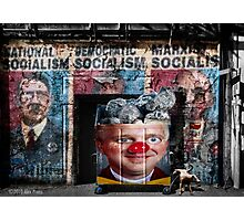 Glenn Beck: Thoughts Outside The Box.  Photographic Print