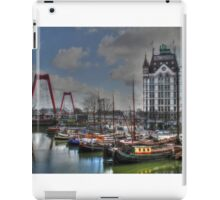 'Old Harbour' iPad Case/Skin