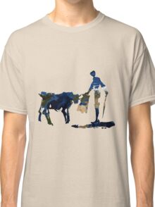 """Until Tomorrow"" Earth Picasso Bull Fighter Classic T-Shirt"