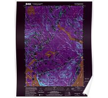 Maine USGS Historical Map Lincolnville 808031 2000 24000 Inversion Poster