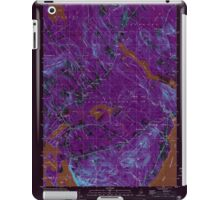 Maine USGS Historical Map Lincolnville 808031 2000 24000 Inversion iPad Case/Skin