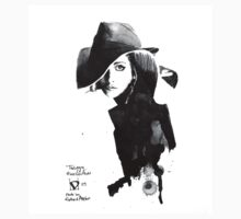 Twiggy (by Richard Avedon) T-Shirt