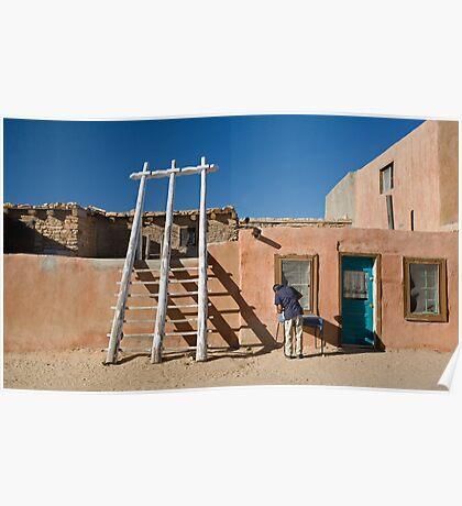 The Pueblo Poster