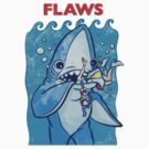 Flaws The Left Shark Jaws Parody by MudgeStudios